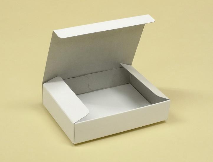 紙箱 N式  紙箱 N式 小ロットから製作出来る、受注生産品です。納期:7日営業日で... 紙箱